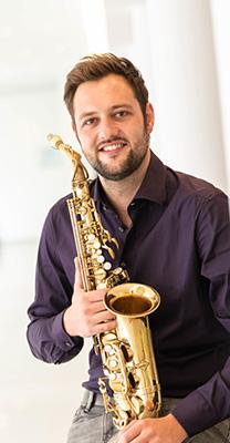 Silvan Kaiser Saxophon